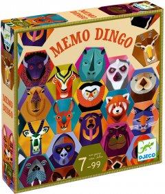 Игра Djeco Мемо Динго (3070900085381)