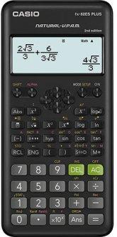 Калькулятор Casio графический FX-82ES Plus 2nd edition (4549526612022)