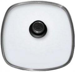 Крышка стеклянная Ballarini квадратная 28 см (1002422)