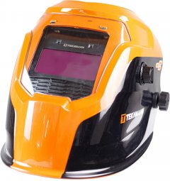 Сварочная маска Tekhmann WH - 500T с фильтром автоматического затемнения хамелеон (4820235111137)