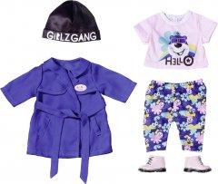 Набор одежды Zapf для куклы Baby Born Холодный день (4001167828151) (828151)
