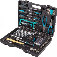 Набор ручного инструмента Bort 73 предмета в 1 (BTK-89)