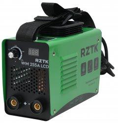 Сварочный инвертор RZTK WM 255A LCD