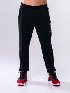 Спортивные штаны PEAK FWB01231-BLA XL Черные (6941230159219)