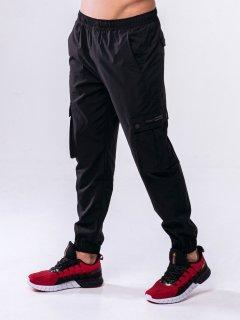Спортивные штаны PEAK FW301351-BLA L Черные (6941230155310)