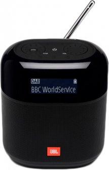 Акустическая система JBL Tuner XL FM Black (JBLTUNERXLBLKEU)