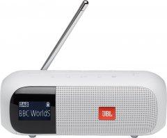 Акустическая система JBL Tuner 2 FM White (JBLTUNER2WHT)