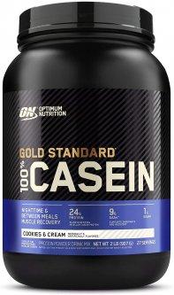 Протеин Optimum Nutrition 100% Casein Protein 909 г Cookies n Cream (748927024159)
