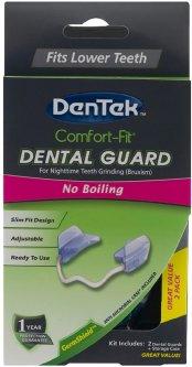 Зубная капа DenTek Комфортная посадка в упаковке 2 шт (47701001516)