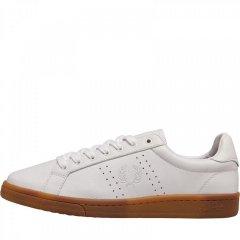 Кеди Fred Perry B721 Leather/Camo White White, 39 (11190564)