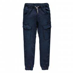 Штани для хлопчика MEK 191MHBM012-287 сині 164
