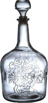 Бутылка GlassGo Фуфырь 3000 мл (66-Щ29Ф-3000)