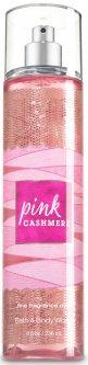 "Парфюмированный спрей для тела Bath&Body Works ""Pink Cashmere"" Жасмин и белая амбра 250 мл (0667541304440)"
