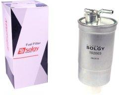 Фильтр топливный Solgy VW LT 2.5-2.8TDI 96-06 (102003)