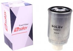 Фильтр топливный Solgy Fiat/Iveco 2.5D/2.8D/TD (102011)