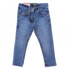 Штани джинсові для дівчинки SERCINO 59922 98 см синій (172927)