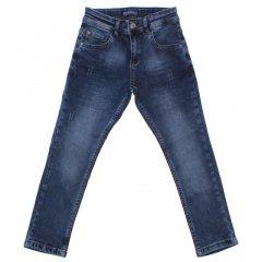 Штани джинс для хлопчика Breeze BREEZE 13599 116 см синій (173165)