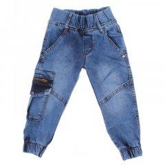 Штани джинс для хлопчика Sercino SERCINO 17052 110 см синій (172919)
