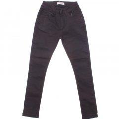 Штани джинсові для дівчинки BREEZE 13212 134 см чорний (173015)