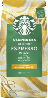 Кофе Starbucks Blonde Эспрессо Роуст натуральный жареный в зернах 200 г (7613036932073)