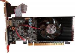 AFOX PCI-Ex GeForce GT610 1GB GDDR3 (64bit) (954/1333) (DVI, VGA, HDMI) (AF610-2048D3L7)