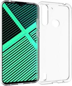 Панель BeCover для Motorola Moto G8 Power Lite Transparancy (BC_705354)
