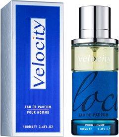 Парфюмированная вода для мужчин Fragrance World Velocity For Him аналог Paco Rabanne Invictus 100 мл (6291106485806)
