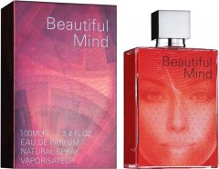 Парфюмированная вода для женщин Fragrance World Beautiful Mind аналог The Beautiful Mind Series Intelligence & Fantasy 100 мл (6291106485165)
