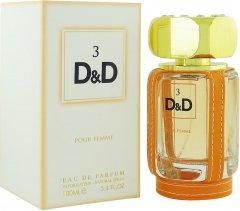 Парфюмированная вода для женщин Fragrance World D&D № 3 аналог Dolce & Gabbana 3 L'Imperatrice 100 мл (6291106482447)