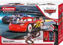 Автотрек Carrera GO!!! Disney Pixar Тачки - Ракетный гонщик 5.3 м (CR-20062518) (4007486625181)