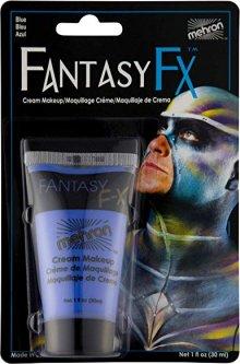 Грим на водной основе Mehron Fantasy FX Blue 30 мл (FFX-BL) (764294501055)