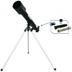 Астрономический телескоп в кейсе Eastcolight увеличение в 375 раз (ES30662)
