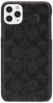 Панель Coach Slim Wrap Case для Apple iPhone 11 Pro Max Signature C Black (CIPH-018-SCBLK)