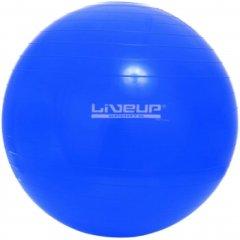 Фитбол LiveUp Gym Ball 75 см Голубой (LS3221-75b)