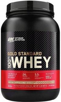 Протеин Optimum Nutrition 100% Whey Gold Standard 909 г Mocha Cappuccino (748927026245)