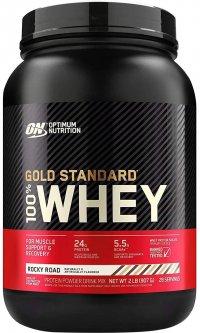 Протеин Optimum Nutrition 100% Whey Gold Standard 909 г Rocky Road (748927027877)
