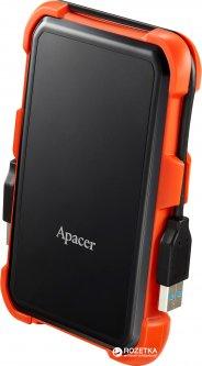 "Жесткий диск Apacer AC630 1TB 5400rpm 8MB AP1TBAC630T-1 2.5"" USB 3.1 External Orange"