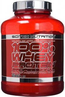 Протеин Scitec Nutrition 100% Whey Protein Prof 2350 г Vanilla Very Berry (5999100021617)