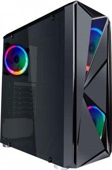 Корпус 1stPlayer F4-3R1 Color LED