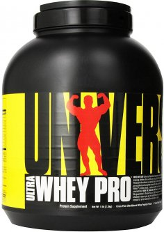 Протеин Universal Nutrition Ultra Whey Pro 2.3 кг Cookies & Cream (039442016126)