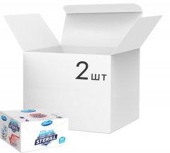 Упаковка дезинфицирующих влажных салфеток Smile Sterill Bio 2 бокса по 30 саше (4823071644876/4823071644883_41304601)