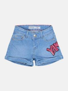Шорты джинсовые Tiffosi 10026989-C10 110 см Голубые (5603344237016)