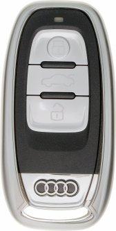 Чехол для автоключа LaManche Audi Silver (Audi-A01K_slv)