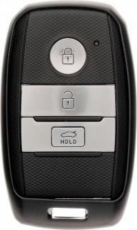 Чехол для автоключа LaManche Kia Black (KIA-A01K_blk)