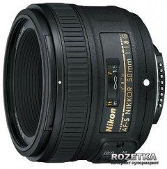 Nikon AF-S Nikkor 50mm f/1.8G (JAA015DA ) Официальная гарантия