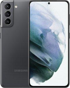 Мобильный телефон Samsung Galaxy S21 8/256GB Phantom Grey (SM-G991BZAGSEK)
