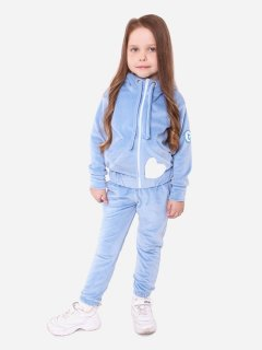 Спортивный костюм Timbo K063645 116 см Голубой (2000000063690)