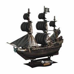 3D пазл CubicFun Корабль Месть Королевы Анны (T4005h)