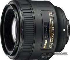 Nikon AF-S Nikkor 85mm f/1.8G Официальная гарантия