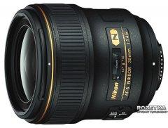 Nikon AF-S Nikkor 35mm f/1.4G Официальная гарантия